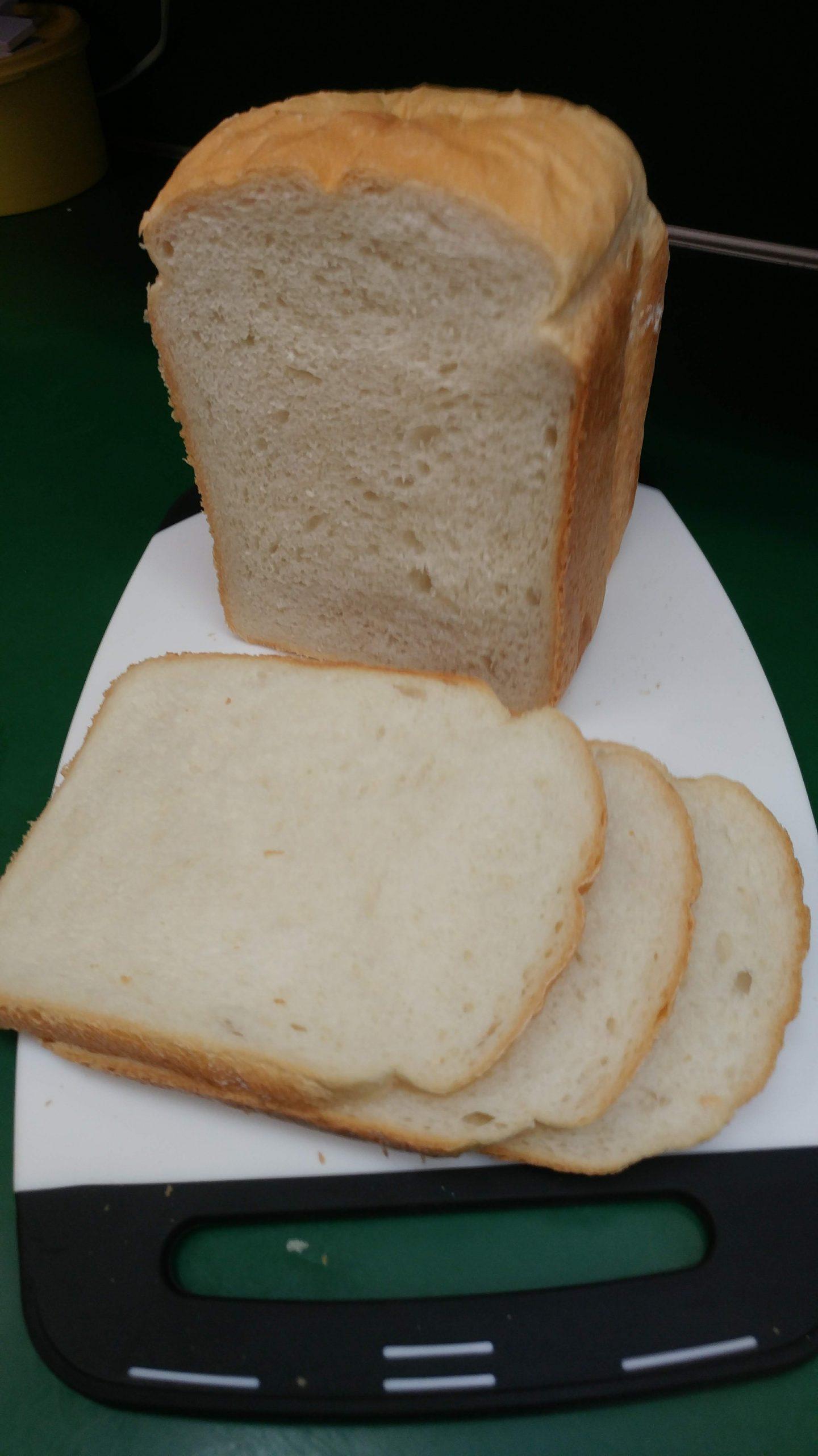 Reduced Sodium Bread Recipe