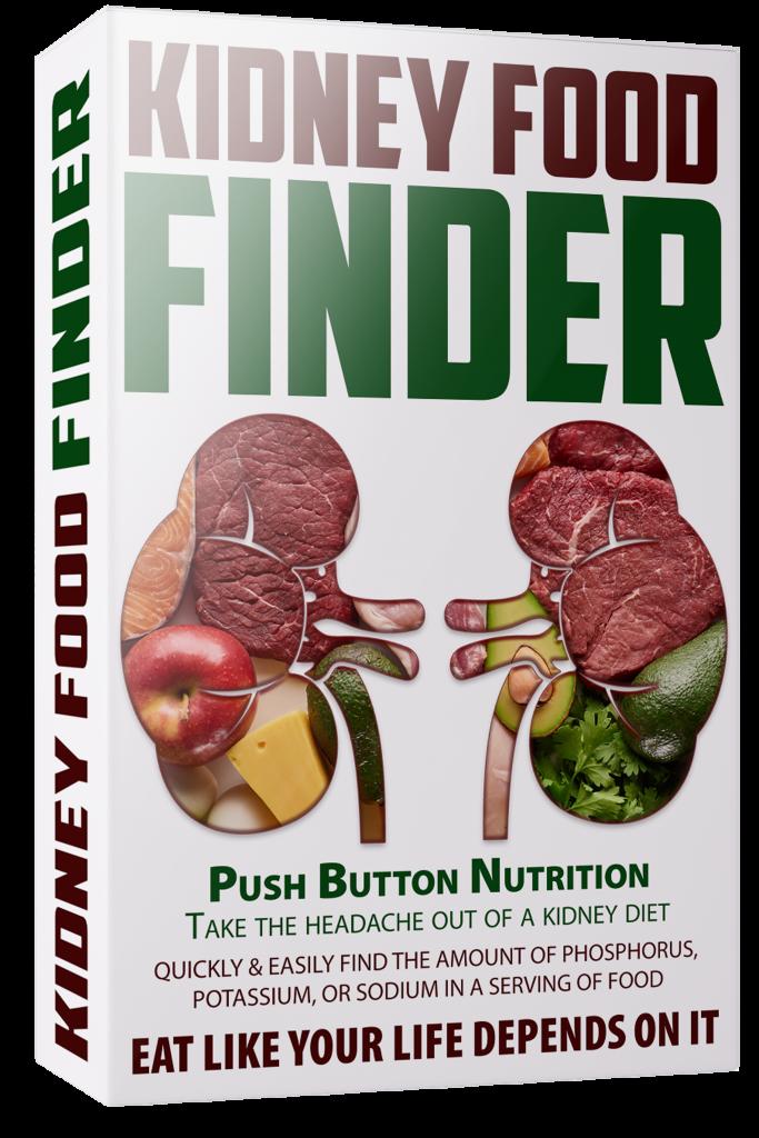 Kidney food finder